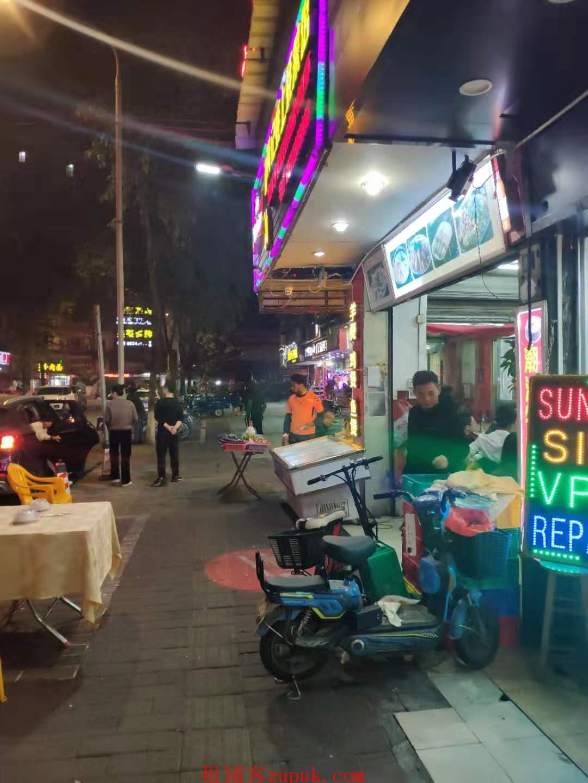 荔湾批发市场沿街重餐饮旺铺,不可明火有执照有排烟