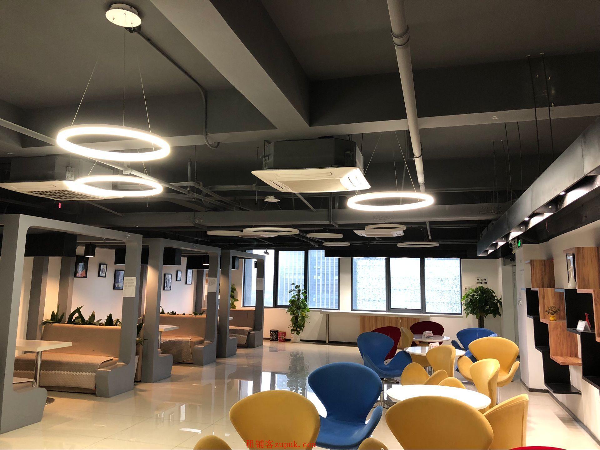 创新中国产业园 精装修 大小户型任选 入驻即用 可注册变更