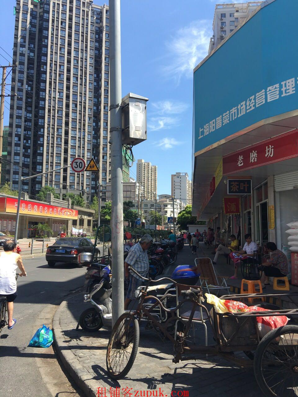 万胜围沿街旺铺招租 适合奶茶小吃汤粉面等