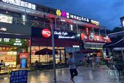 黄边沿街1楼100平餐饮旺铺 人流量大 城中村进出口