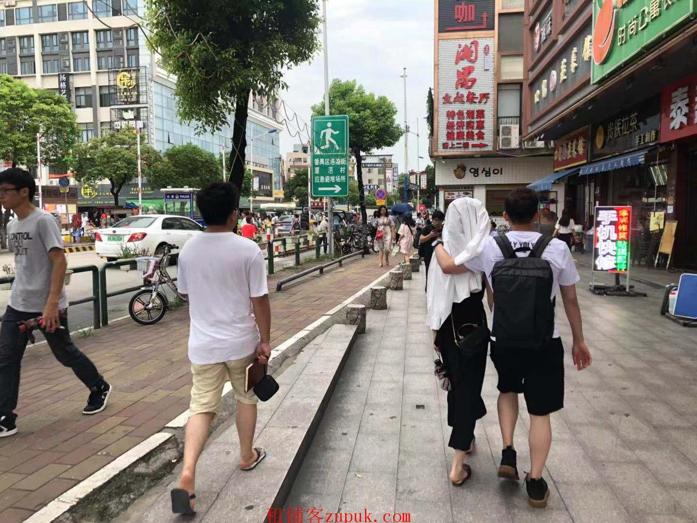 海珠万胜围地铁口旺铺,沿街一楼,可明火,业态不限!