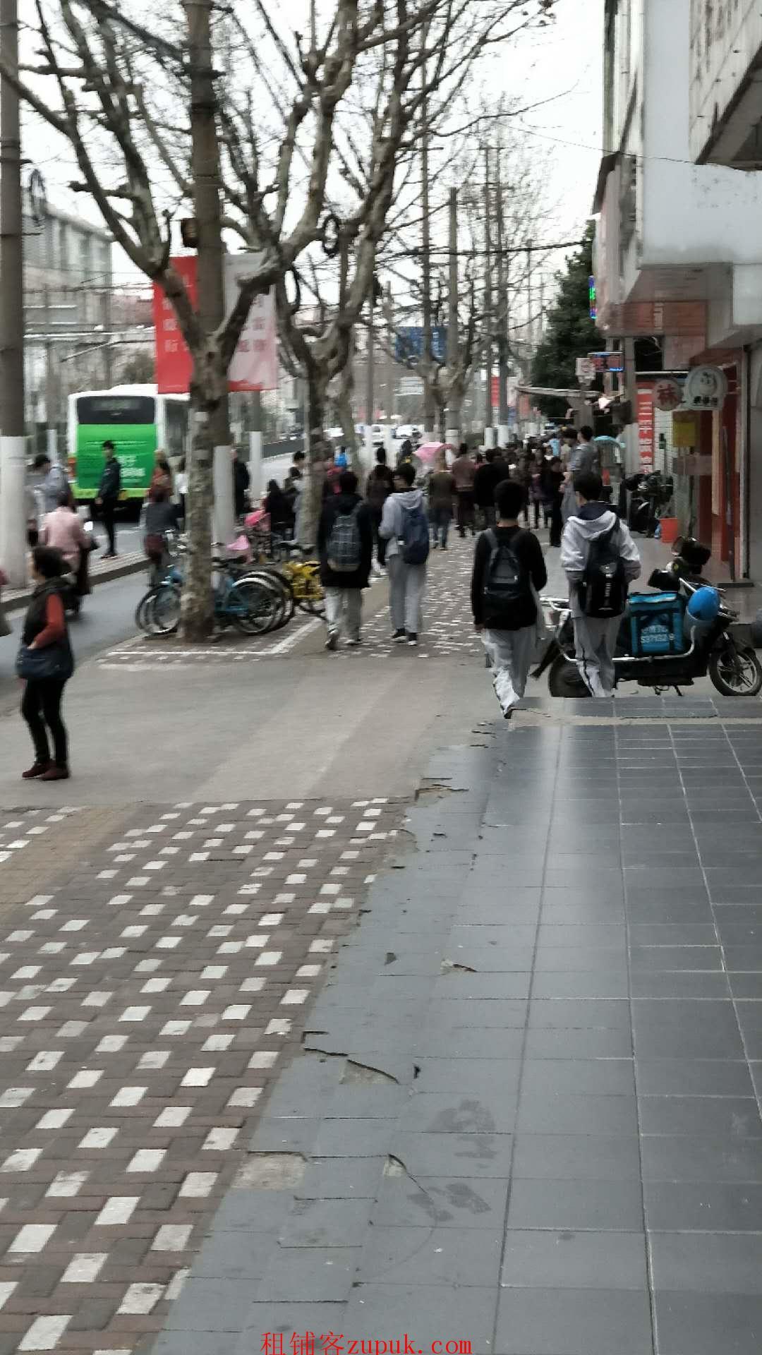 长寿路核心沿街区旺铺招租