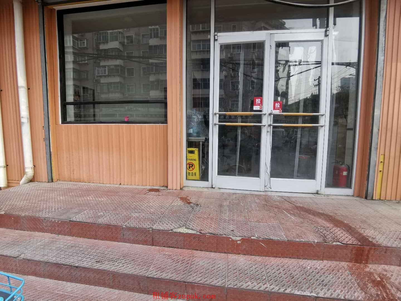 金亿城80㎡临街旺铺出租