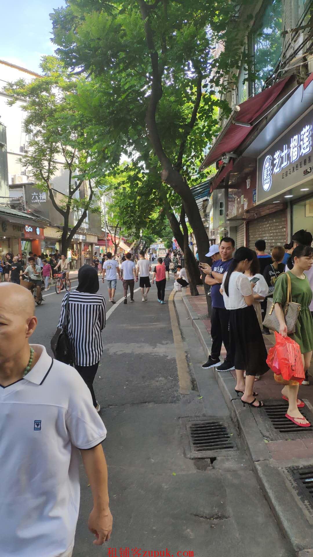 科韵路沿街旺铺  饮品小吃零售