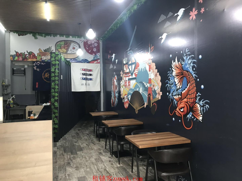 营业中餐饮店转让(加盟带技术)