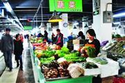 海珠区高档小区配套,老牌菜市场,可水产蔬菜猪肉水果烧腊蔬菜等