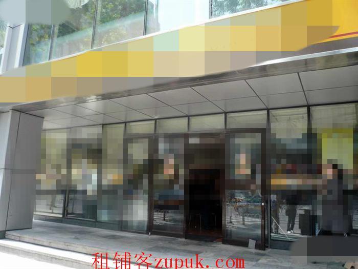 [金卡路万达]124平二层,有装修,人流大,地铁口旁