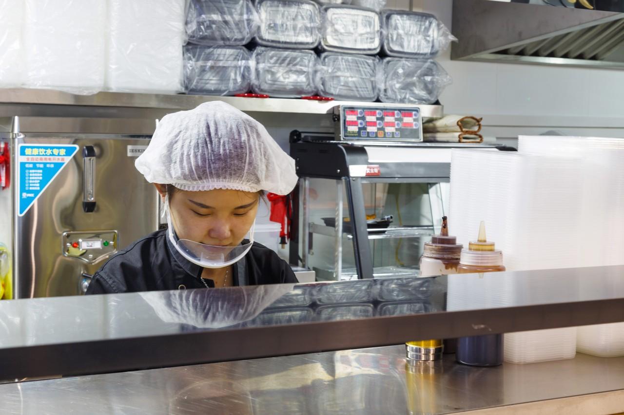 北京多商圈外卖档口直租