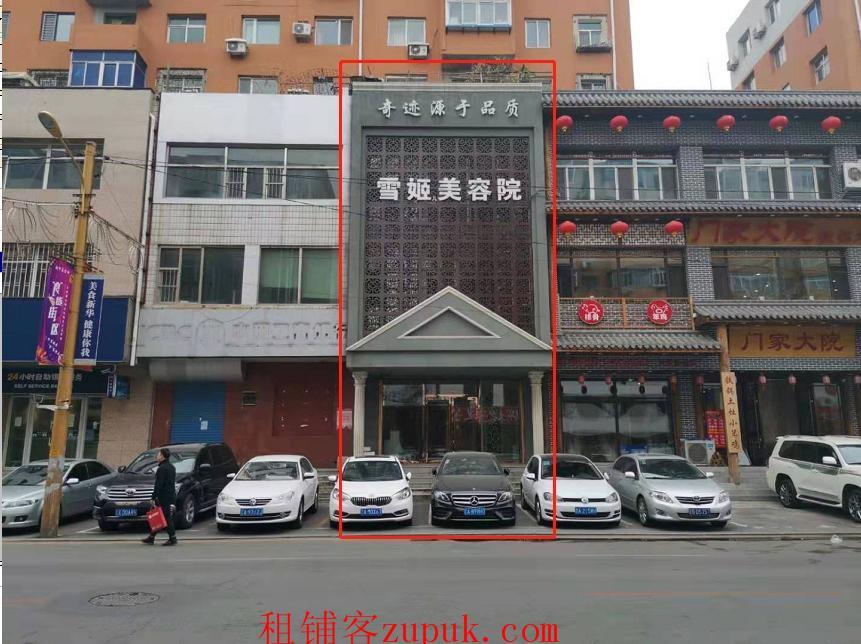 [太原南街]310平大形象门市直租无兑费