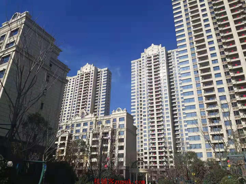 全业态房东直租三桥8000户大社区 临街一层35平底商