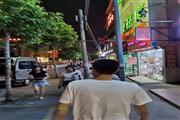 荔湾长寿路沿街旺铺,十字路口位置,适合早点饮品零售等不限