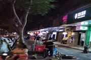 三元里世康大街旺铺,沿街一楼,可明火重餐饮,靠十字路口!