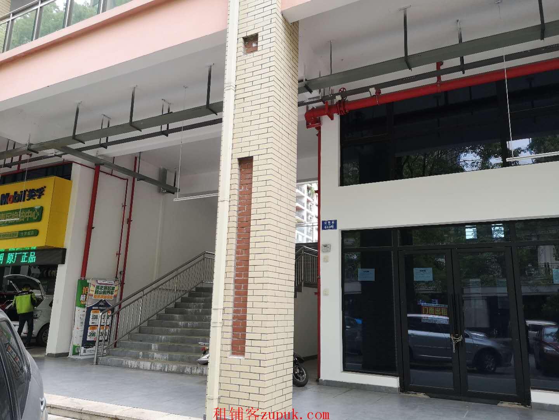 重庆科学城(高新区)学苑U街商业街一楼旺铺出租
