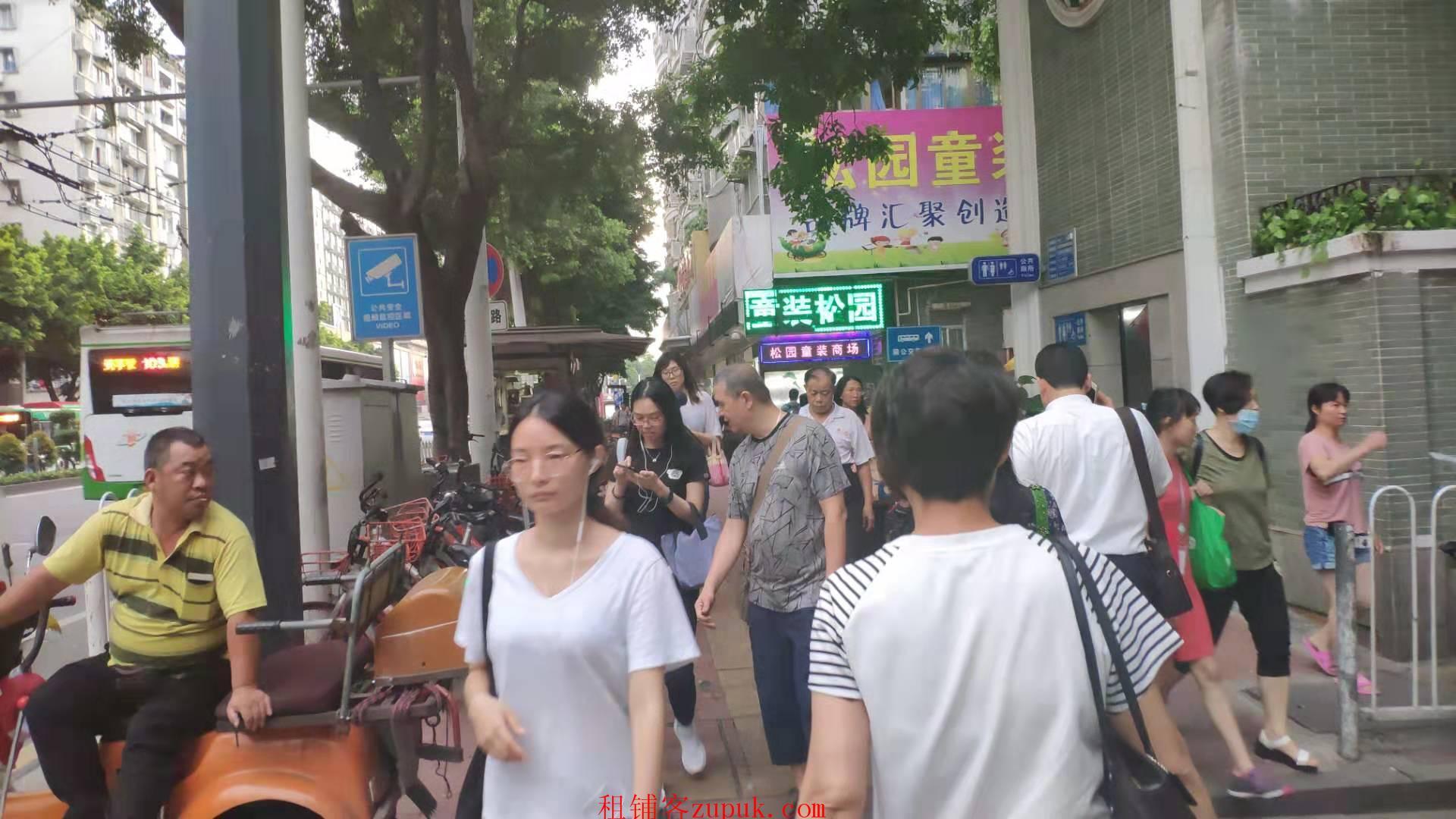 荔湾路沿街旺铺 写字楼小区众多 商圈好 业态不限