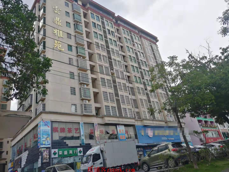 琼中县城 市区临街旺铺1050平米餐饮店转让