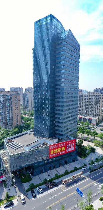 宁波百纳大厦商铺出租,沿街靠近万达
