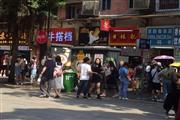 白云横沙餐饮旺铺,步行街一楼,地铁必经之地,全天客流不断!