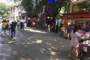 岑村沿街餐饮旺铺,可明火,十字路口位置,居民楼写字楼配套!