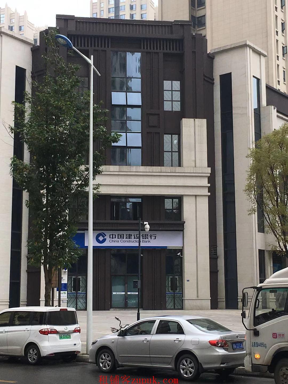 房东直租,鲁能城一期底楼商铺出租(无转让费)