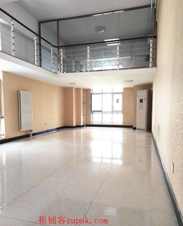 个人出租:房山区长阳 熙悦广场loft 可注册公司