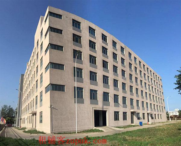 工业地产出售_天津2万平米保税地产项目