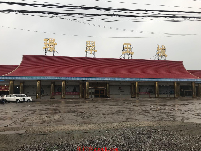 出租昌平区西关环岛北侧30000平米商业用地