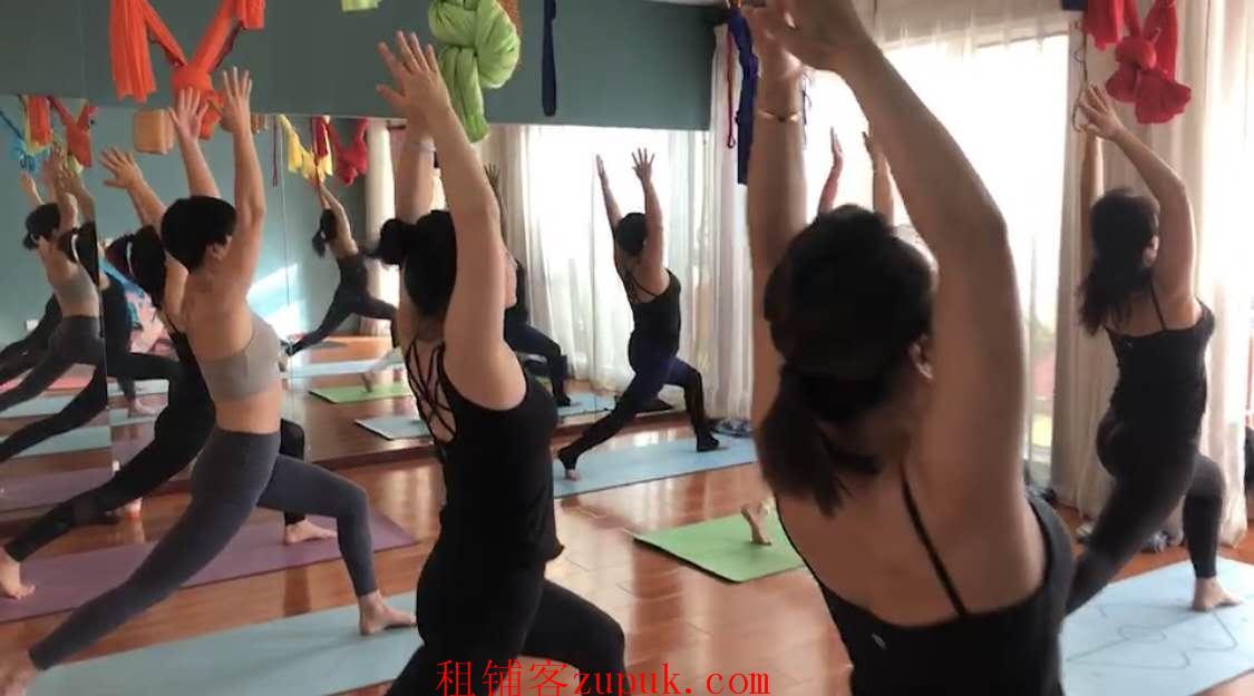 瑜伽馆转让 有固定会员 生意稳定