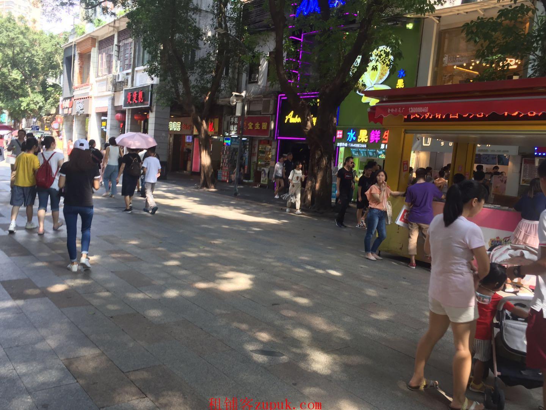 海珠东晓南沿街旺铺,可餐饮,靠地铁口,适合百业,全天客流不断