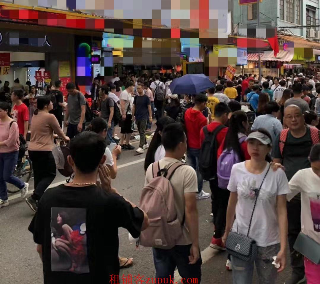 北京路商圈外卖档口 仅一个位置 价格低单量高 带执照