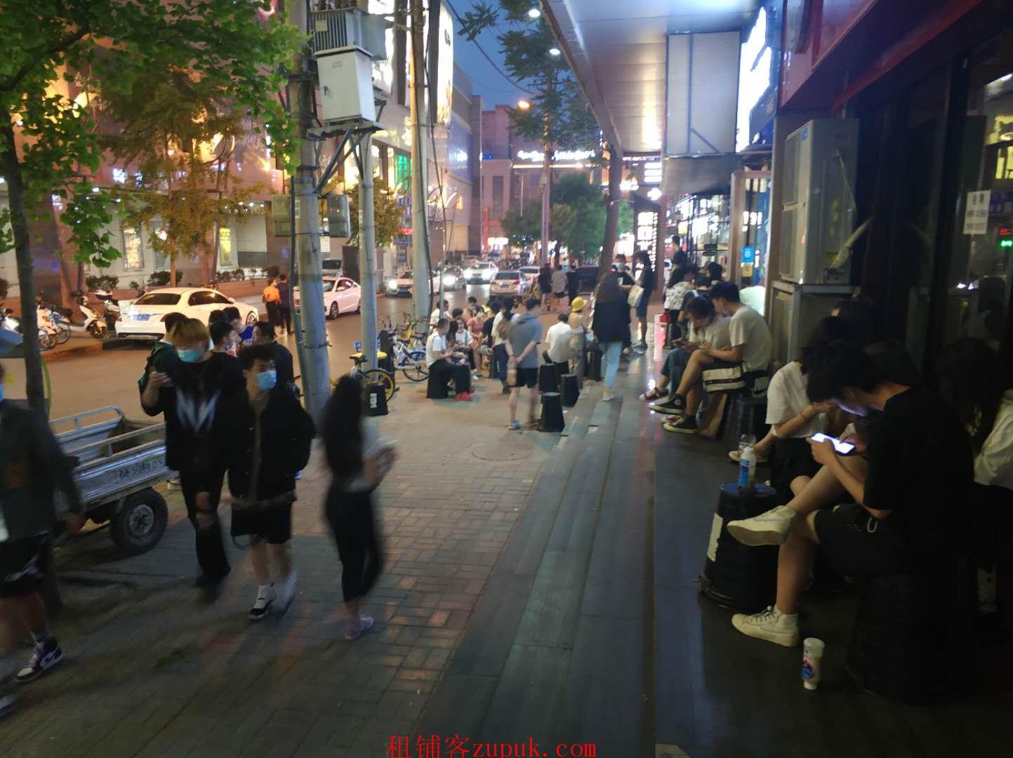 东大街骡马市北柳巷50平临街商铺出租转让中介勿扰