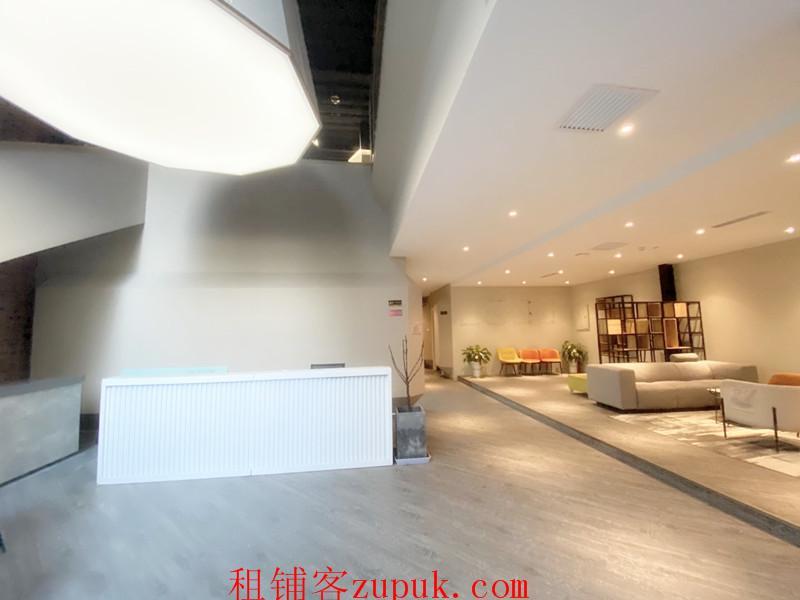 朝阳产业园850平三层复式精装办公花园里独栋写字楼出租