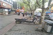 公园前十字路口弧形展示面  适合便利店 烘焙 奶茶 小吃