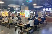普陀长寿路地铁站旁餐饮门面适合沙拉水果切奶茶咖啡冰激凌