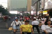 越秀科学大道绿地中央广场  周边办公人群两万人 三餐火爆