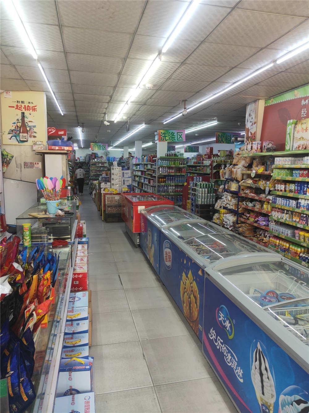 超市转让已开六年