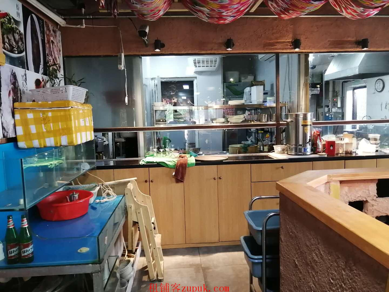市北合肥路美食街唯一一家新疆特色餐厅转让