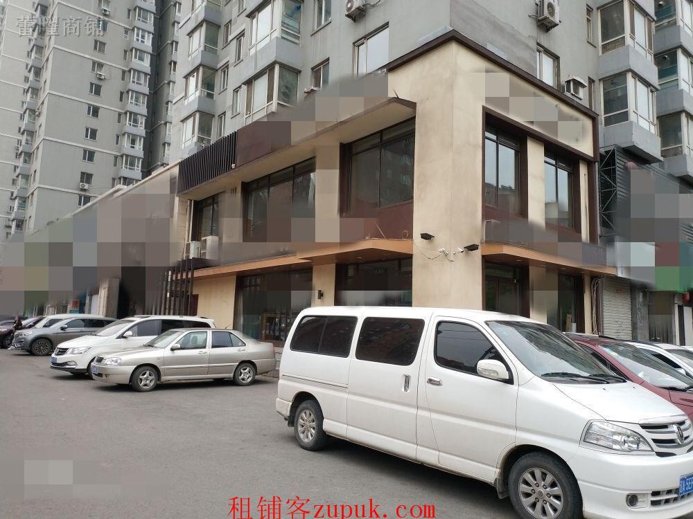[房地产大厦]298平,纯一层,把角,大门脸,动力电