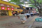 白云梅花园沿街旺铺,无转让进场费,超市零售沐足药店适合百业