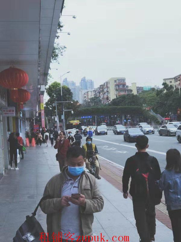 江南西地铁口门面出租  适合奶茶 早餐人很多随便看