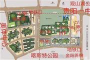 华润国际社区2期,20-200平临街门面火热招商中!