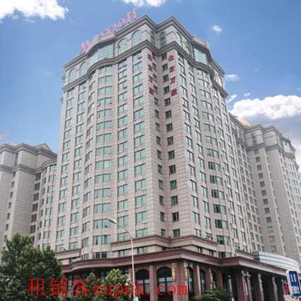 北京荷华明城大厦火热招租