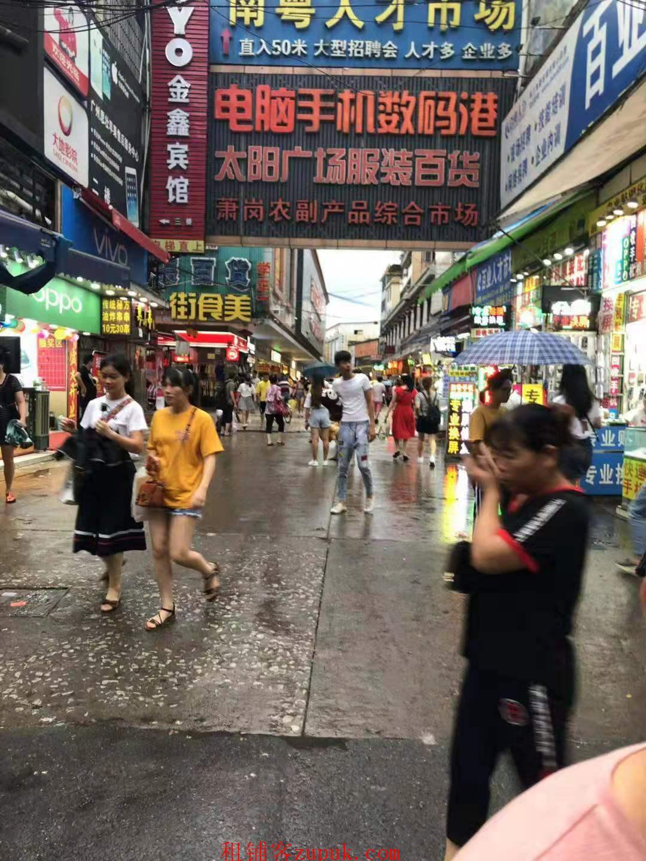 正佳广场 地铁口小铺位客流量超大 全天不断