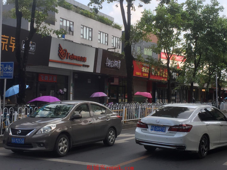 西村地铁口零距离,奶茶小吃熟食甜品金铺,品牌云集人气旺到爆炸