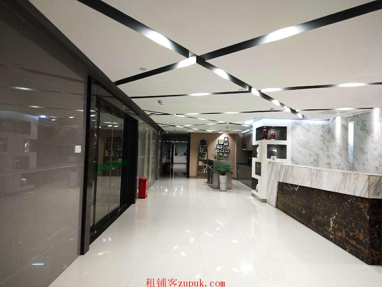 南城鸿福路商圈,精装修小面积办公室【可注册】