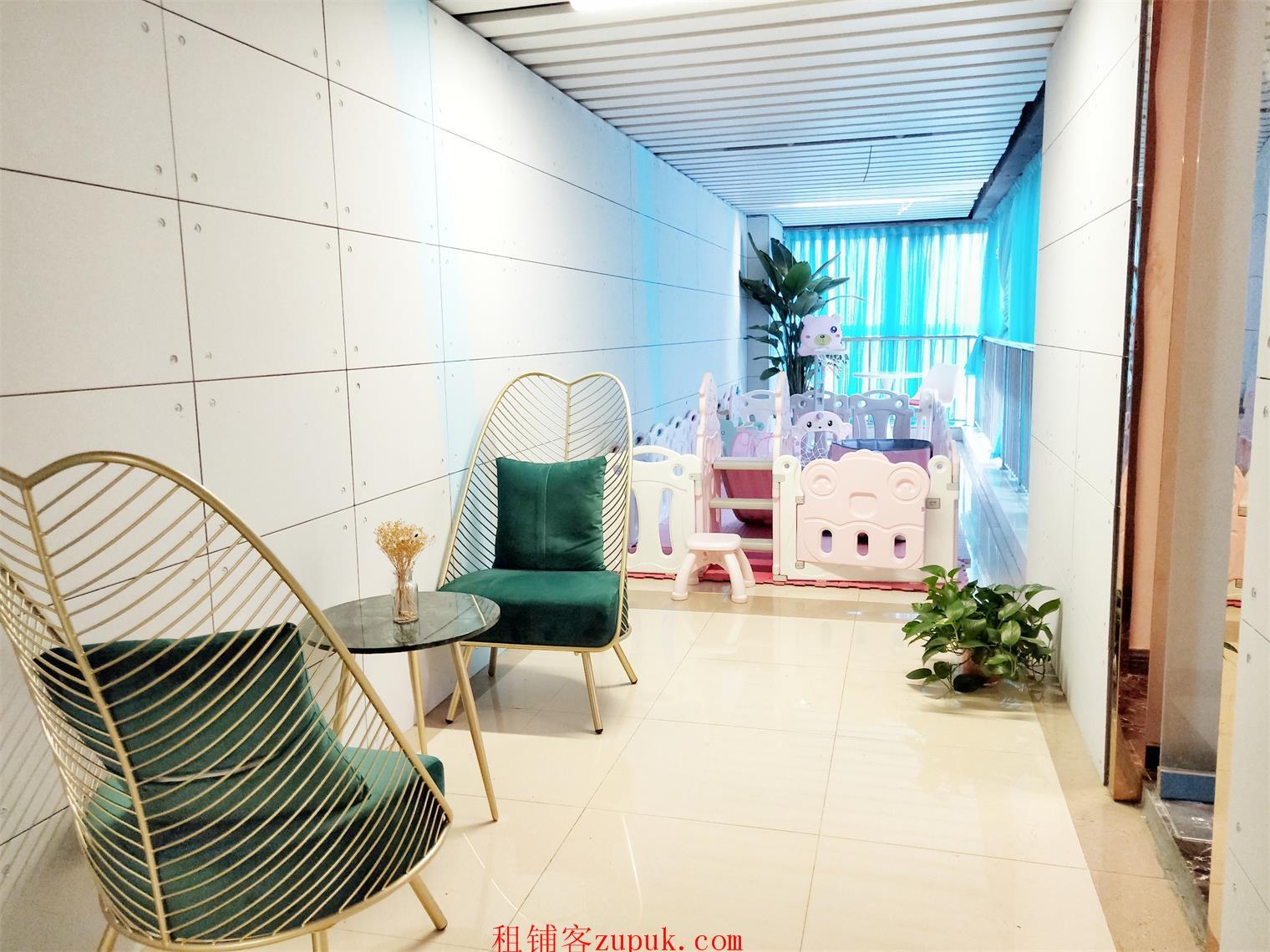 未来方舟F4组团唯美韩式美容美发工作室生意转让