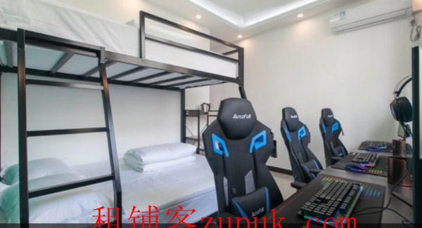 藏龙岛大学城500平米电竞公寓转让