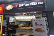 京溪地铁口十字路口人超多,可随便看随便考察适合各种餐饮