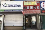 出租铁西区滑翔临街门面(分租)