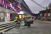 石牌西路,餐饮一条街,商业氛围浓厚,人流量大消费能力强