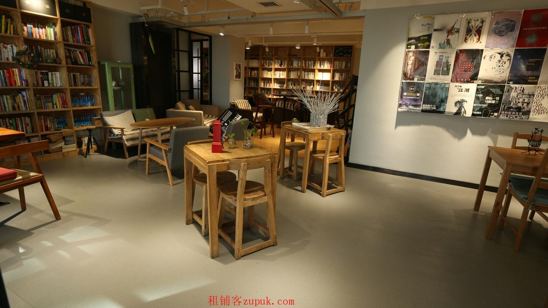 南门外宏信国际花园咖啡馆书店转让